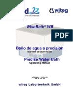 Baño María Witeg WB-11