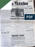 Buna Vestire anul I, nr. 106, 6 iulie 1937