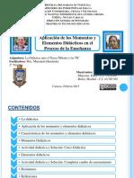 Exposicion Didactica Proceso e - A