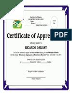 Certificate of Appreciation -VOLUNTEER-.docx