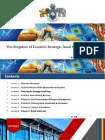 Swaziland Economy Strategic Roadmap 2019 2023