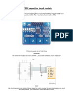 Arduino and a TTP224 capacitive touch module.docx