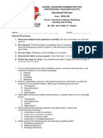 quiz for Teaching Listening, Speaking, REading, Writing.docx