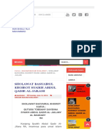 Sholawat Basyairul Khoirot Syaikh Abdul.html