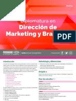 Diplomatura en Direccion de Marketing y Branding 20-02-19