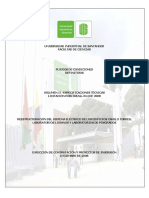 Pliego Restauración Del Sistema Eléctrico Univ. Santander - España