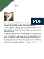 BIOGRAFÍA DE RUBÉN DARÍO.docx