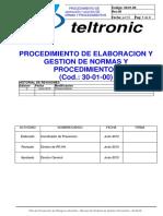 PROCEDIMIENTOS SEGURIDAD Y SALUD TELTRONIC [392121].docx