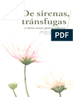 14. de Sirenas Transfugas y Otros Seres