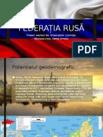 Federația Rusă