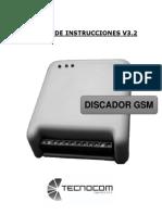 Manual Discador Gsm v3.2 2017