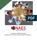 Técnicas y Herramientas Mediación Escolar.