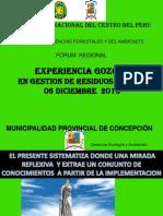 manejo de residuos CONCEPCION.pptx
