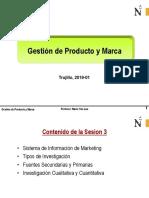 UPN GPM 2019-01 Sesion 03 Sistemas de información de mercados. Tendencias (1).ppt