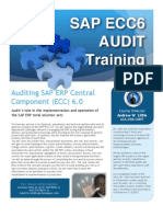 SAP Training Brochure