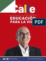 Propuestas Educacion Humberto de La Calle