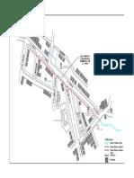 Skema Jaringan Drainase Area Sekitar Kantor Bupati Ngada Politeknik Negeri Kupang