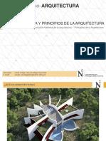 Sesion 01 Arquitectura Ing. Civil