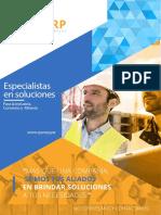Brochure SYSCORP - Soluciones Integrales