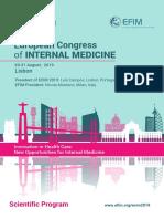Programa 18 European Congress of Internal Medicine1