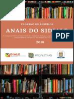 2018 - SIDIALE - CADERNO DE  RESUMOS.pdf