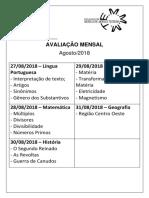 Cartaz - Avaliação Mensal.docx