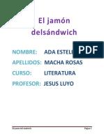 215396740-el-jamon-del-sandwich.docx
