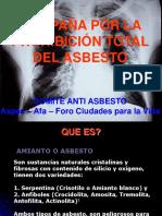 Campaña Contra Asbesto