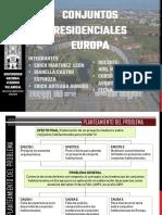Conjuntos Habitacionales Europa Final