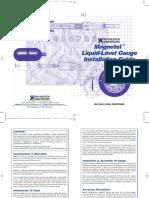 Guía de Instalación Para Magneteles Bridados