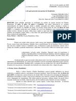 FIGURA DO GATO PRESENTE EM POESIAS
