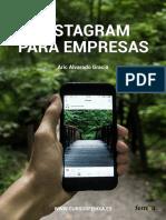 eBook Instagram Para Empresas