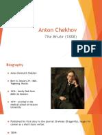 Drama_Week 4-5_Anton Chekhov_The Brute.ppt