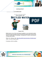 Evidence_The_story_of_bottled_water.docx