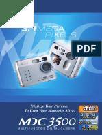 Mdc 3500 manual
