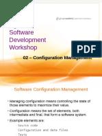 ASDW-02-ConfigurationManagement