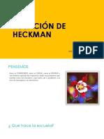 Ecuación de Heckman