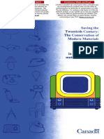 - Saving the 20th Century. The Conservation of Modern Materials.pdf