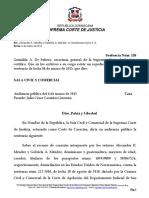 Casa Porque El Juez No Puede Suplir de Oficio Prueba de Agravio