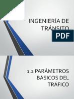 Parámetros Básicos Del Trafico