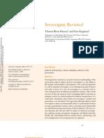 Sovereignty Revisited - Thomas B Hansen and Finn Stepputat