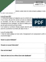 3 Documents Histoire Republique