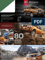 Catalogo Nissan Frontier