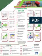 Calendario 2018-2019