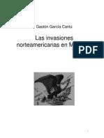 Las Invasiones Norteamericanas en México.pdf