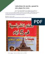 Top 40 Des Traductions de Merde