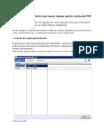 Retail POS [AX2012] _ Como Crear Nuevos Campos Para Los Recibos Del POS