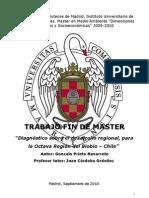TESIS Diagnóstico sobre el desarrollo regional de la octava región del Biobío-Chile