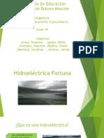 Hidroelectrica La Fortuna