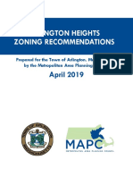 Arlington Heights Action Plan